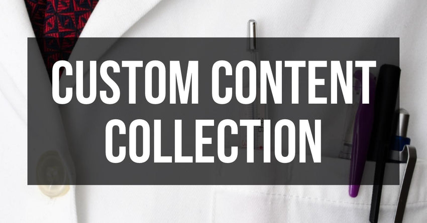 Custom Content Collection