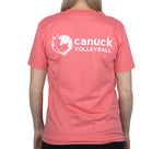 Canuck ESVR (Eat Sleep Volleyball Repeat) T-shirt