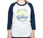 NBV Coast-to-Coast Baseball Tee