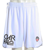 OK Solid Stretch Logoed Shorts