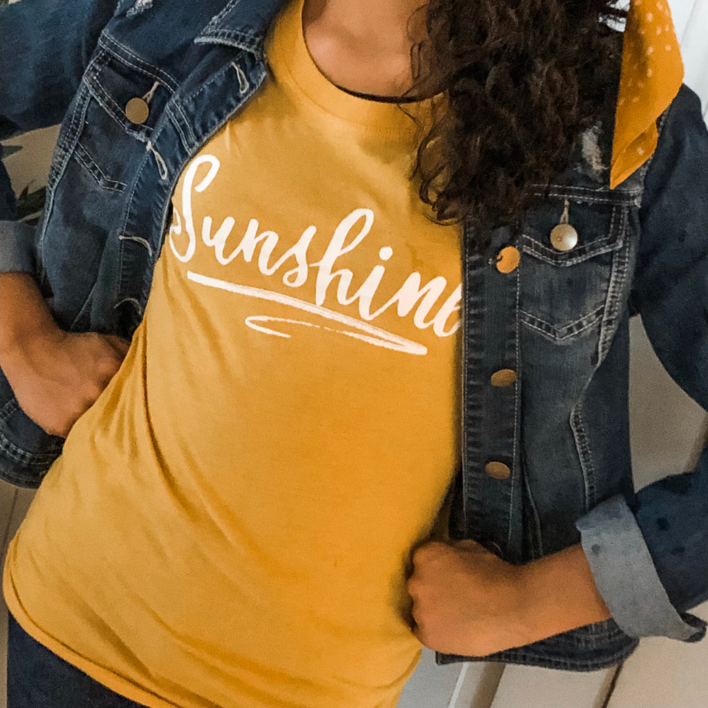 Sunshine Bright T-Shirt