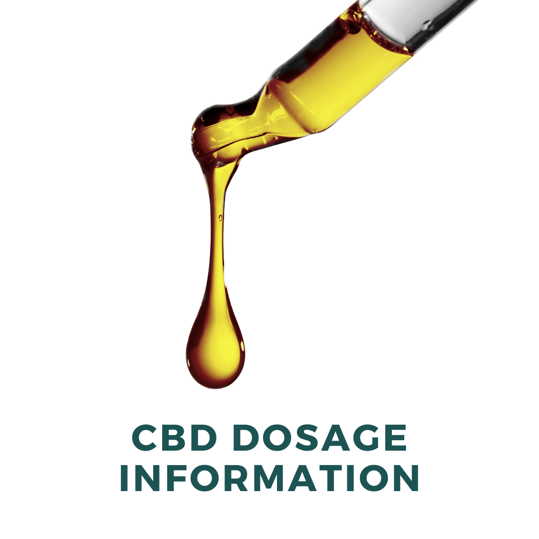 Image of CBD oil dropping from a pippette