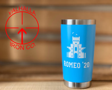 Custom Coated 20oz. Stainless Steel Citadel Cup