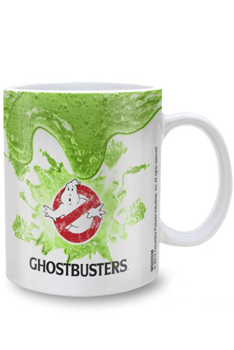 Taza Ghostbusters.