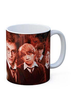 Taza Harry Potter Estudiantes.