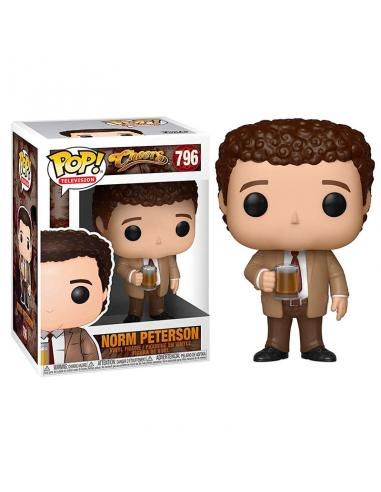 Funko POP! Norm Peterson.