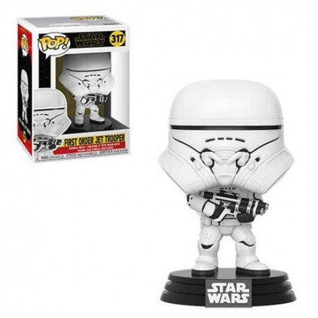 Funko POP! First Order Jet Trooper.