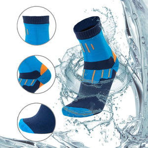 100% Waterproof Breathable Bamboo rayon Socks  For Hiking Hunting Skiing Fishing Seamless Outdoor Sports Unisex dropshipping - Retfull