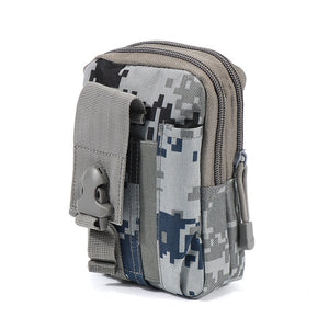 IKSNAIL Tactical Pouch Molle Hunting Bags Belt Waist Bag Military Tactical Pack Outdoor Pouches Case Pocket Camo Bag For Iphone - Retfull
