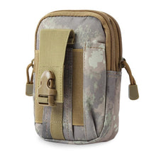 Load image into Gallery viewer, IKSNAIL Tactical Pouch Molle Hunting Bags Belt Waist Bag Military Tactical Pack Outdoor Pouches Case Pocket Camo Bag For Iphone - Retfull
