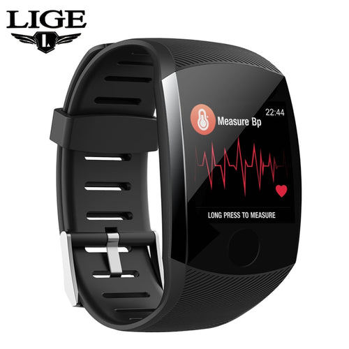 New Smart Watch 1.3TFT Big Screen Smart Watches Heart Rate Blood Pressure Health Monitor Waterproof Sports Smartwatch Men Women - Retfull