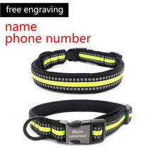 Load image into Gallery viewer, Anti-lost Dog Collars Dog Name ID Tags Gifts for Dog Lovers Pet Collar Tags for Dog Owner Engraved Pet Tag New Puppy Tag Gifts - Retfull