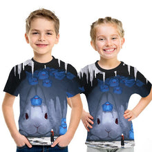 Load image into Gallery viewer, My hero college 3d printed cartoon kids T-shirt summer simple boys girls casual harajuku street baby kids T-shirt  clothes - Retfull