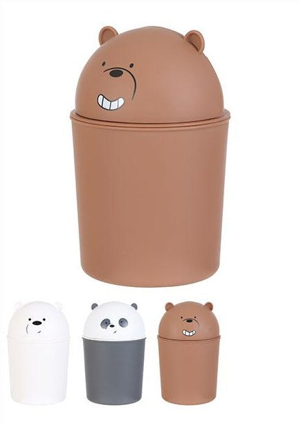 We Bare Bears Waste Bin