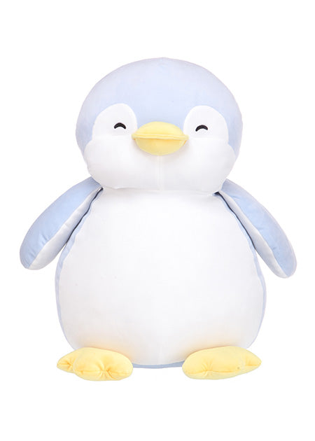 Large Penguin Plush Toy Blue
