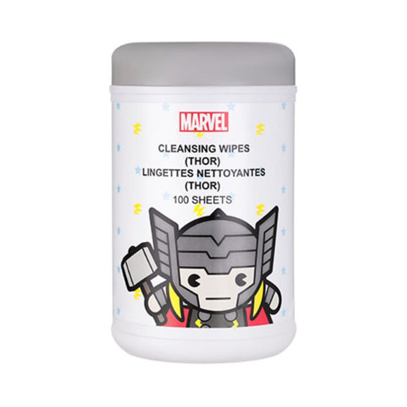 Marvel Cleansing Wipes Thor