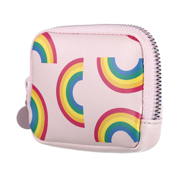 Candy Series Coin Purse Rounded Square