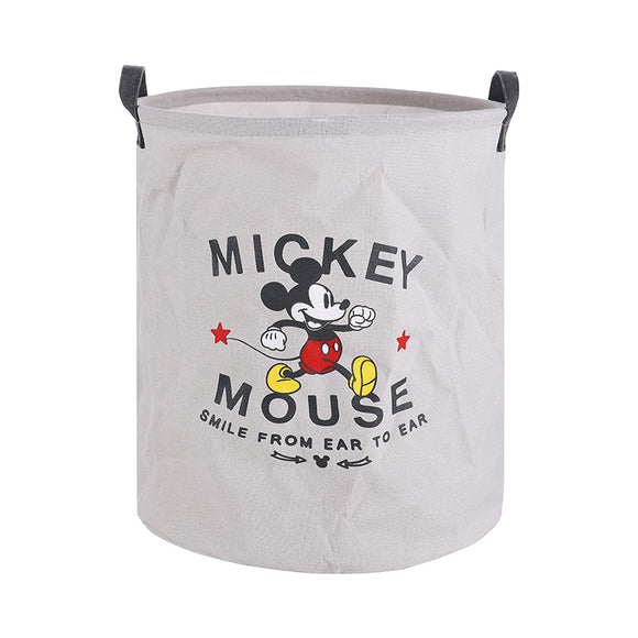 Mickey Mouse Collection Storage Bucket