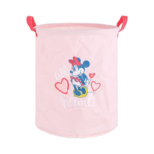 Minnie Mouse Collection Storage Bucket