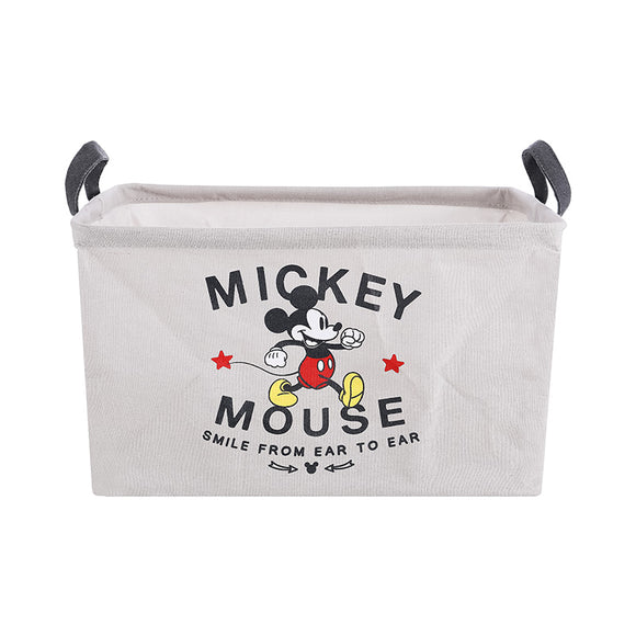 Mickey Mouse Collection Storage Basket