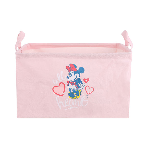 Minnie Mouse Collection Storage Basket