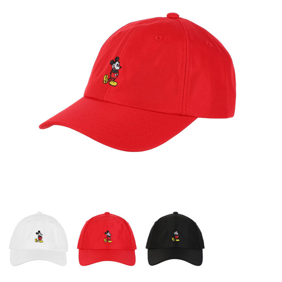 Mickey Mouse Collection Classic Embroidered Baseball Cap
