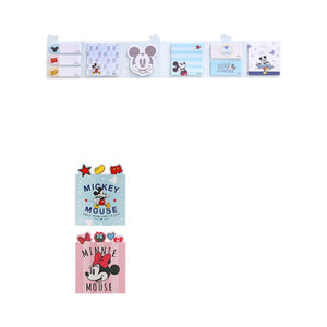 Mickey Mouse Collection 6-fold Sticky Notes 9 Counts*20 Sheets