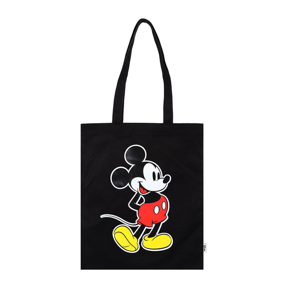 Mickey Mouse Collection Cartoon Shopping Bag (Black)