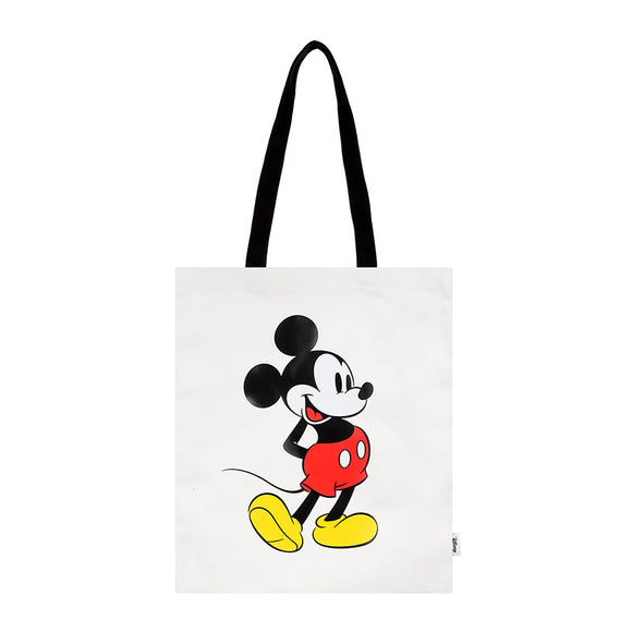 Mickey Mouse Collection Cartoon Shopping Bag (White)