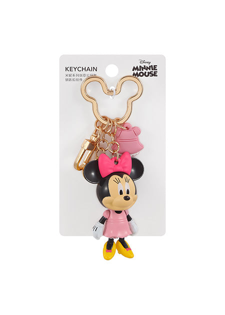 Minnie Mouse Collection Plush Key Chain Pendant