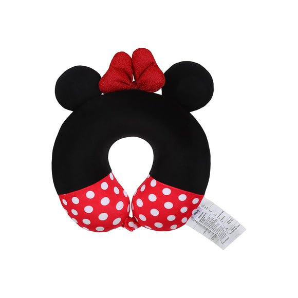 Minnie Mouse Collection Memory Cotton U Pillow