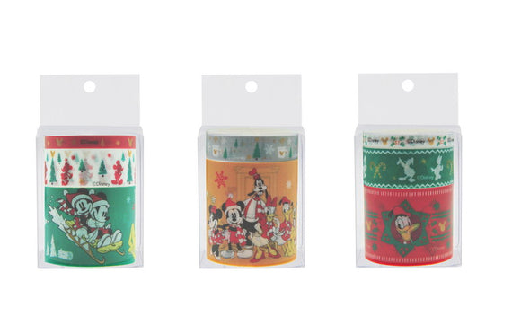 Mickey Mouse Collection Washi Tape
