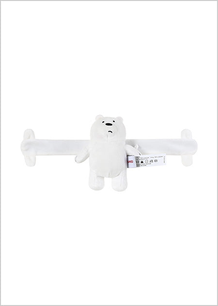 We Bare Bears Slap Wristband Standing Ice Bear