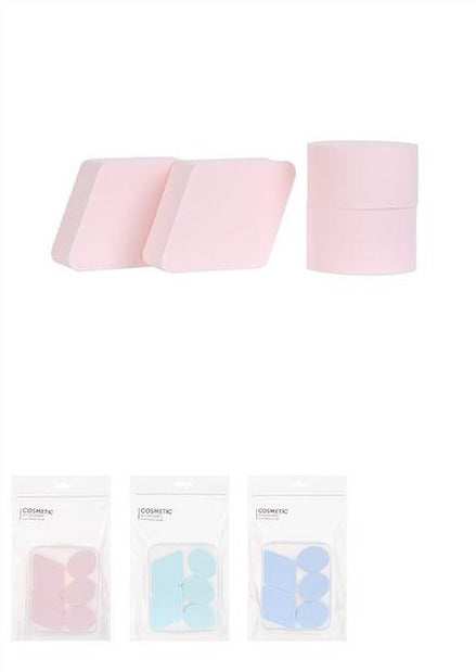 Boxed Oval Diamond Makeup Sponge