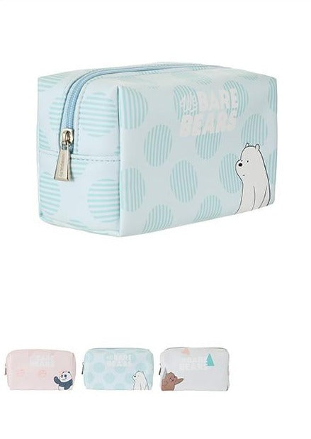 We Bare Bears-Rectangle Cosmetic Bag