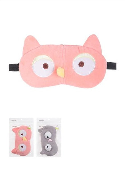 Cute Owl Eye Mask