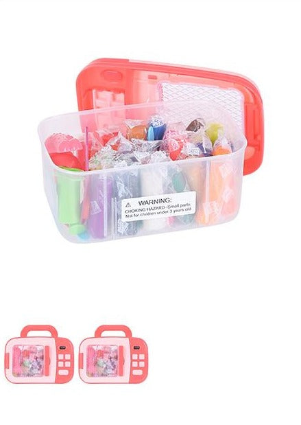 24-Color Modeling Clay (Pink Box)