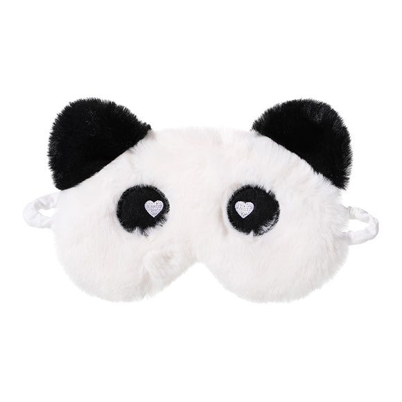Panda Eye Mask(Beige)