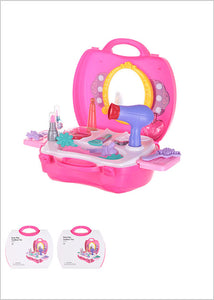 Role Play Toolbox Toy Beauty Set