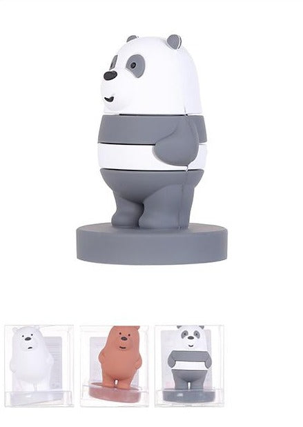 We Bare Bears-3D Ornament