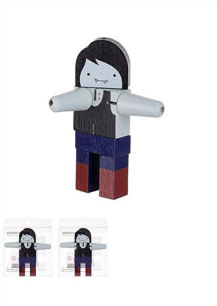 Adventure Time Wooden Folding Toy Marceline