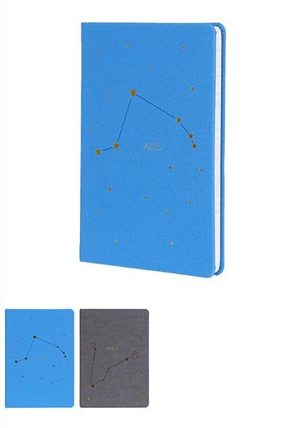Christmas Starry Sky Memo Book