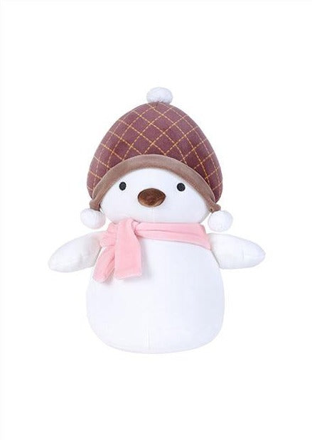 Christmas Penguin Plush