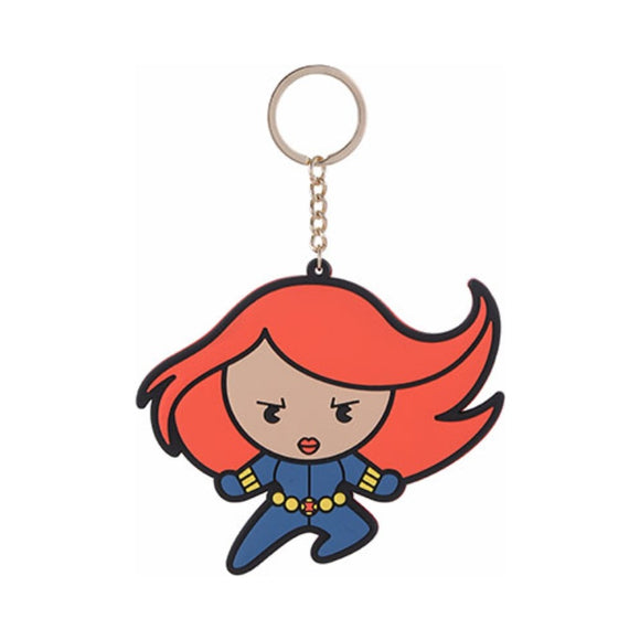 Marvel Mirror Pendant Black Widow