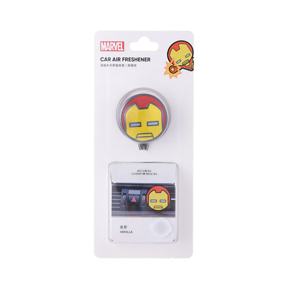 Marvel Car Vanilla Air Freshener Iron Man