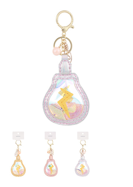 Color Changing Lamp Bag Charm