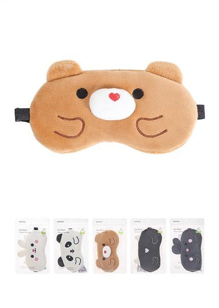 Cartoon Eye Mask Animals