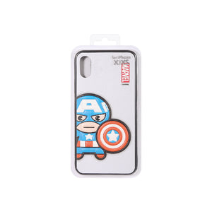 Marvel Phone Case Kawaii Captain America