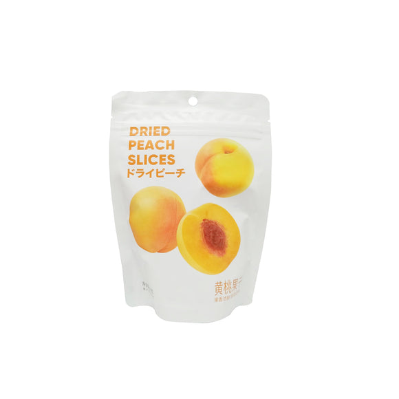 Dried Yellow Peach