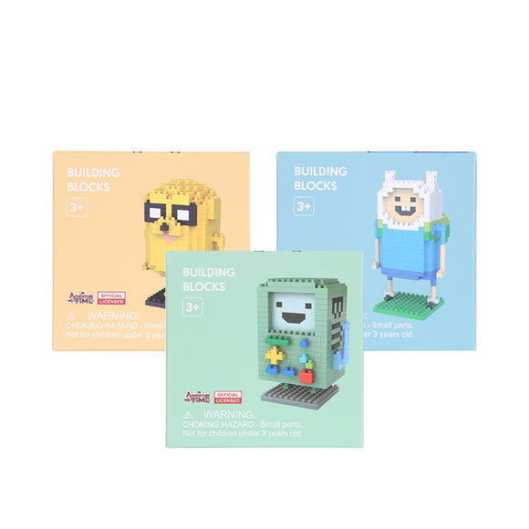 Adventure Time Building Blocks